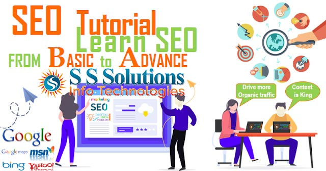 Learn SEO from Basic to Advance